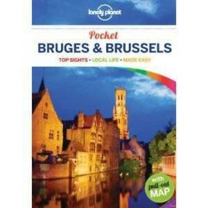 Lonely-Planet-Pocket-Bruges-amp-Brussels-by-Helena-Smith-Lonely-Planet