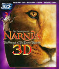 The Chronicles of Narnia: The Voyage of the Dawn Treader (DVD, 2011, 4-Disc Set, Includes Digital Copy; 3D; Blu-ray)