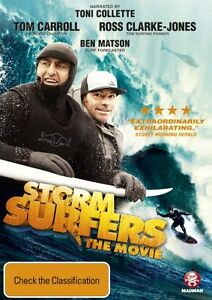 Storm Surfers: The Movie DVD R4 NEW