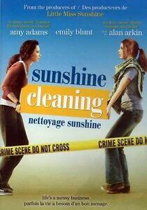 sunshine cleaning dvd 2009 canadian 774212101380 ebay