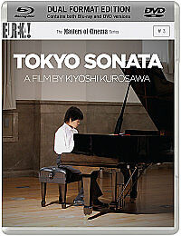 Tokyo Sonata (Blu-ray and DVD Combo, 2012, 3-Disc Set)