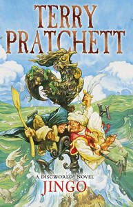 PRATCHETT,TERRY-JINGO (B)(ORIGINAL COVER)  BOOK NEW