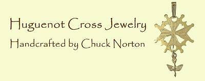 Huguenot Cross Jewelry