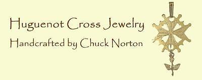 Huguenot Cross Jewelry
