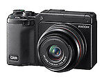 Ricoh GXR A12 12.3 MP Digital Camera - Black (Kit w/ 28mm Lens)