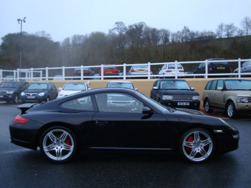 2006 (56) PORSCHE 997 CARRERA 4S 3.8 Widebody