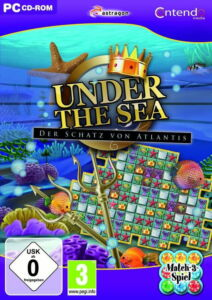 Under The Sea: Der Schatz von Atlantis (PC, 2011, DVD-Box)