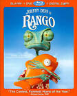Rango (Blu-ray/DVD, 2011, 2-Disc Set, Includes Digital Copy)