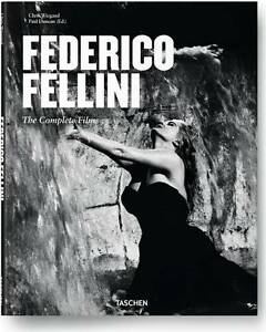 Federico-Fellini-The-Complete-Films-Very-Good-Condition-Book-Chris-Wiegand-I