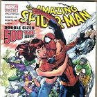 The Amazing Spider-Man #500 (Dec 2003, Marvel)