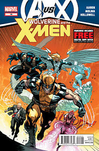 Wolverine & the X-Men #15 (October 2012,...
