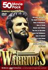 Warriors - 50 Movie MegaPack (DVD, 2006, 13-Disc Set)