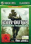 Call of Duty 4: Modern Warfare (Microsoft Xbox 360, NEU+OVP)