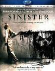 Sinister (Blu-ray Disc, 2013, Includes Digital Copy)