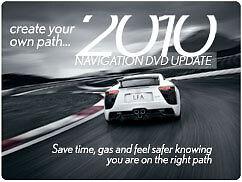 Lexus Navigation Update DVD's, Hard Drives & Dongles