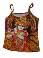 Hindu Art Yoga Clothing T-Shirts Tank Top