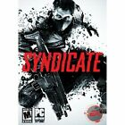 Syndicate PC Video Games