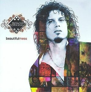 JSS-Beautiful-Mess-CD-DVD-NEW-SEALED-2009-Jeff-Scott-Soto-Yngwie-Malmsteen