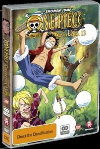 One Piece (Uncut) Collection 13 (Eps 157-169) NEW R4 DVD