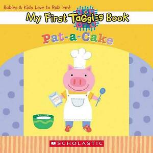 Pat-a-Cake-My-First-Taggies-McDonald-Jill-New-Book