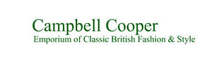 Campbell Cooper Countrywear
