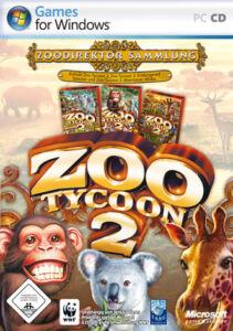 Zoo Tycoon 2 - Zoodirektor Sammlung (PC, 2006), Neu