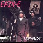 Eazy-Duz-It [Bonus EP] [PA] [Remaster] : Eazy-E (CD, 2002)