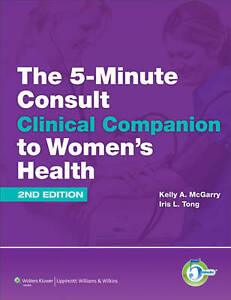 The 5-minute Consult Clinical Companion ...