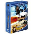 Action 3-Pack: Transporter/Transporter 2/Jumper (Blu-ray Disc, 2009, 3-Disc Set, Checkpoint; Sensormatic; Widescreen)