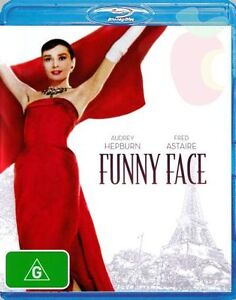 Funny Face Blu-ray, 2012 Brand New