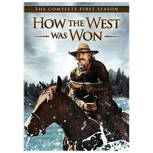 How The West Was Won: The Complete First Season DVD