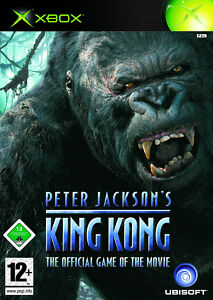 Peter Jackson&#039;s King Kong - The Official Game Of The Movie (Microsoft - <span itemprop=availableAtOrFrom>München, Deutschland</span> - Peter Jackson&#039;s King Kong - The Official Game Of The Movie (Microsoft - München, Deutschland