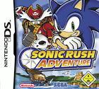 Sonic Rush Adventure (Nintendo DS, 2007)