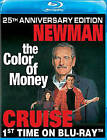 The Color of Money (Blu-ray Disc, 2012, 25th Anniversary)