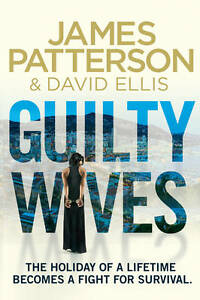 Guilty-Wives-Patterson-James-Used-Good-Book