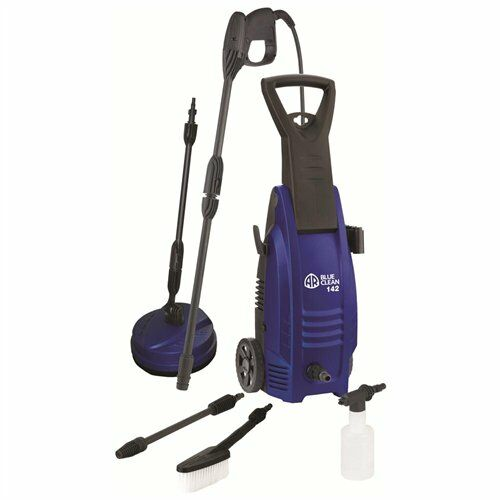 What Are the Different Types of Pressure Washers?