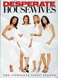 Desperate Housewives - The Complete Firs...