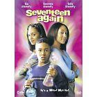 Seventeen Again (DVD, 2002)