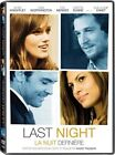 Last Night (DVD, 2011, Canadian)