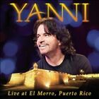 Live at El Morro, Puerto Rico [CD & DVD] by Yanni (CD, Mar-2012, 2 Discs, Sony Music) : Yanni (CD, 2012)