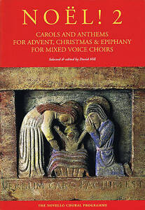 No l! 2 - Carols and Anthems for Advent, Christmas and Epiphany, Mr David Hill