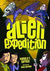 Alien Expedition (Alien Agent) by