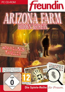Hidden Secrets: Arizona Farm (PC, 2011, DVD-Box) - <span itemprop='availableAtOrFrom'>Theisseil, Deutschland</span> - Hidden Secrets: Arizona Farm (PC, 2011, DVD-Box) - Theisseil, Deutschland