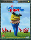 Gnomeo & Juliet (Blu-ray/DVD, 2011, 3-Disc Set, Includes Digital Copy; 3D)