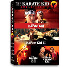 Karate Kid Collection Box Set (DVD, 2005, 3-Disc Set)