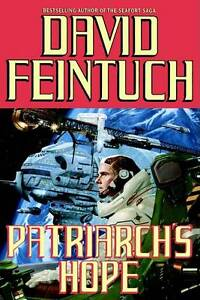 NEW Patriarch's Hope by David Feintuch