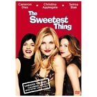 The Sweetest Thing (DVD, 2002, Unrated Version)