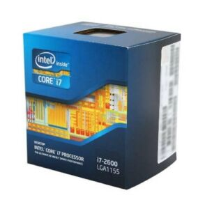 Intel Core i7-2600, 3.4 GHz 2600K (BX806...