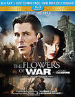 The Flowers of War (Blu-ray/DVD, 2012, Canadian)