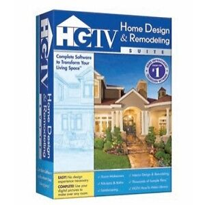 NEW Nova Development HGTV Home Design U0026 Remodeling Suite Software For  Windows 60%OFF